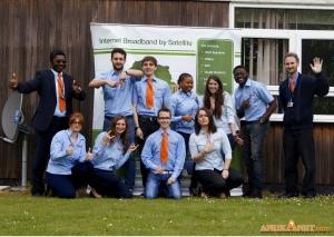 Afrikanet Team UK 2015