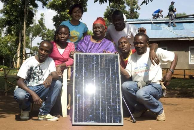 heureux photovoltaique